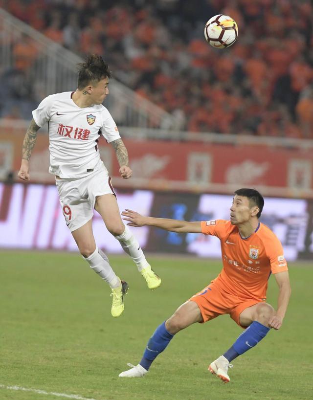 「体育」(3)足球——中超:山东鲁能泰山胜天津权健,网站推广