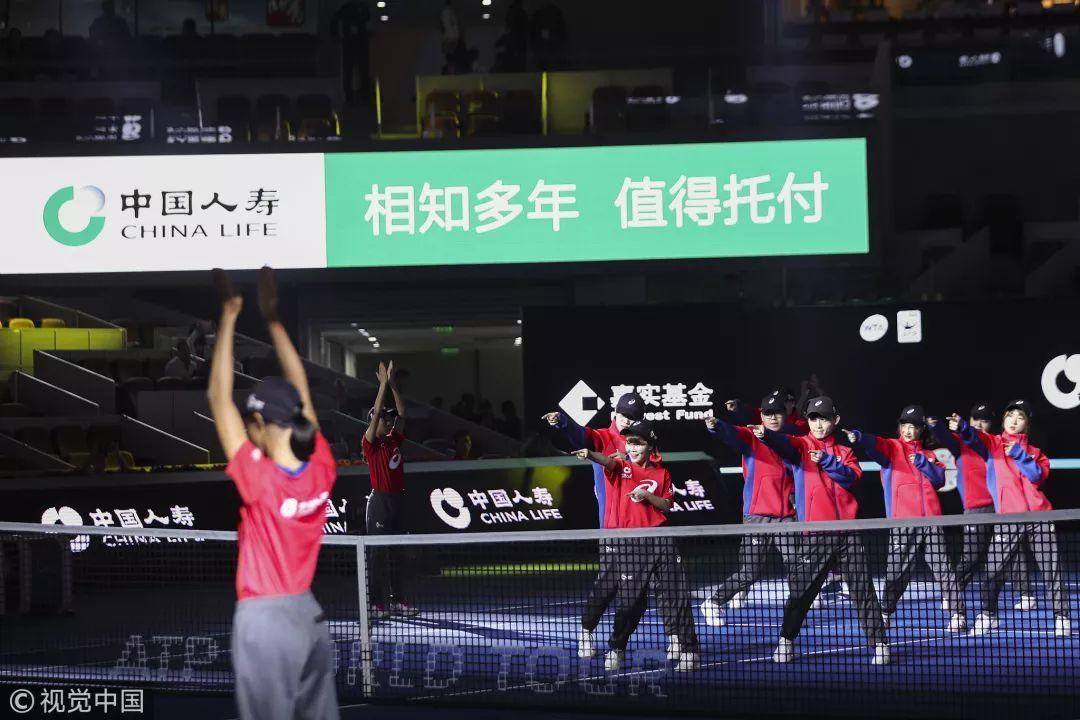 體育 正文  赴2019年大滿貫球童頒獎活動 伴隨著主持人念出一個個響亮圖片