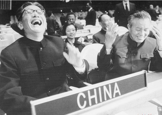 1971年中国重回联合国, 美为何不一票否决 中 否决无效