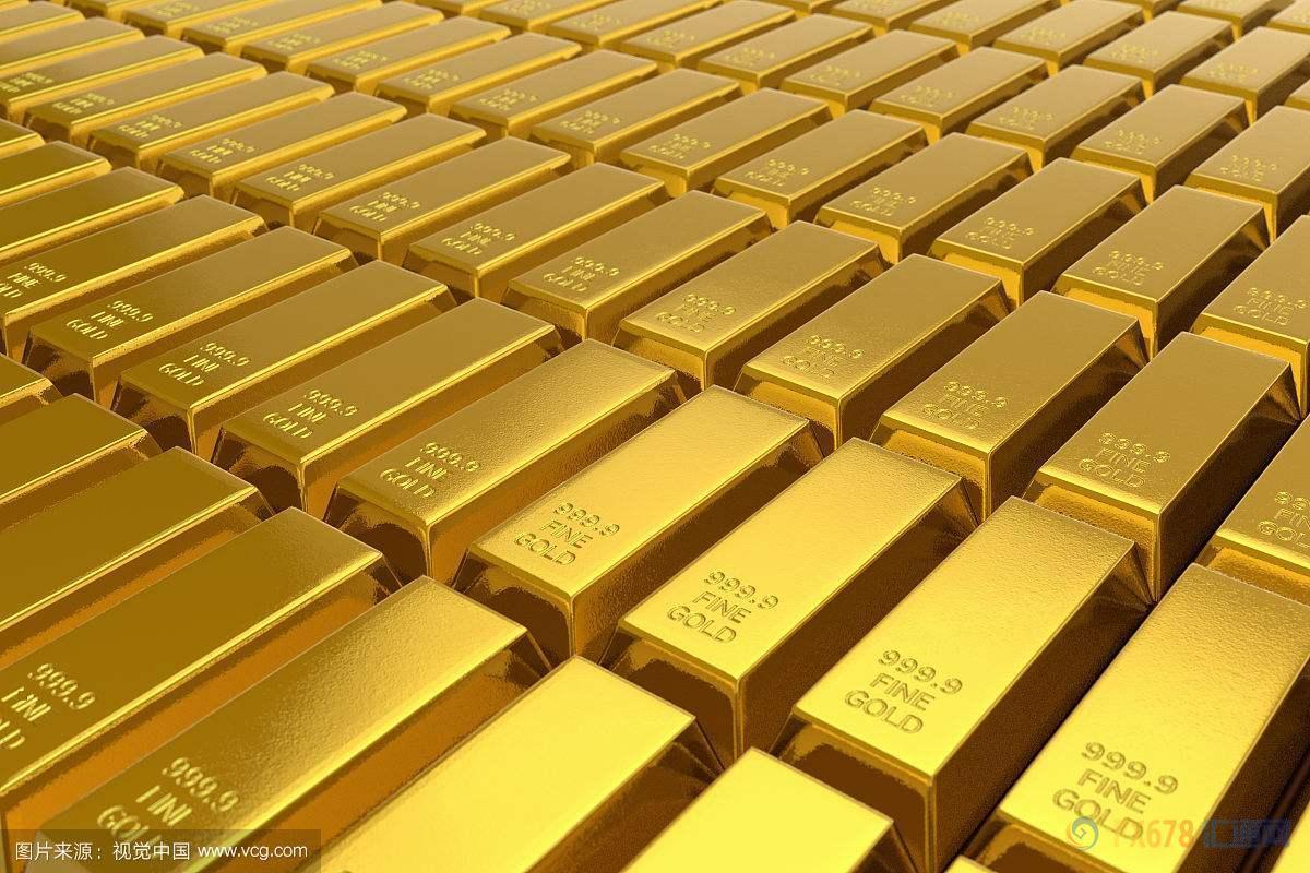 黄金周评:黄金盘整已久欲决走向,避险属性再临欲与美元试比高