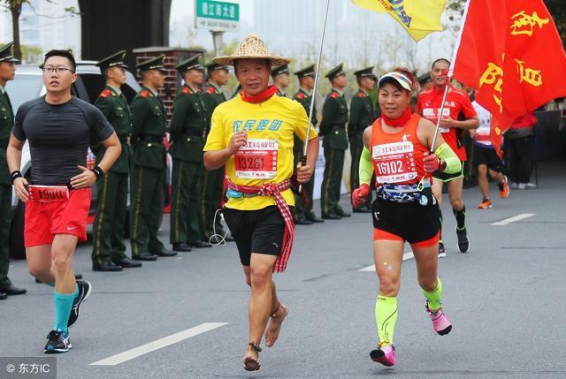 敢跑马拉松的人,有多么的了不起?