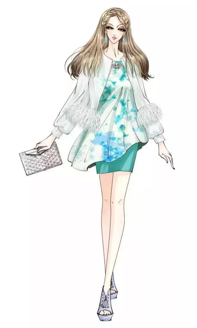 宁波服装设计手绘学习技巧分享