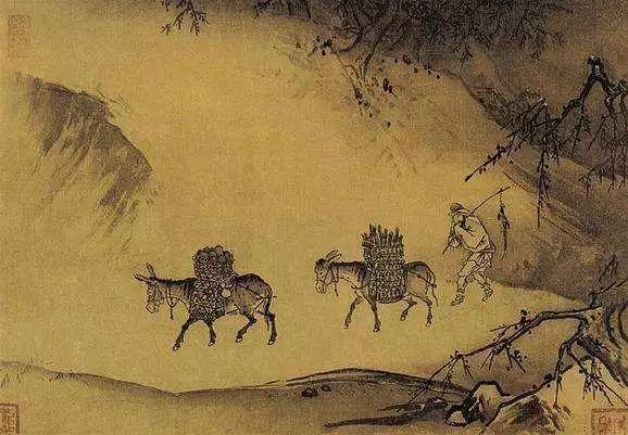 中国古代手绘物品