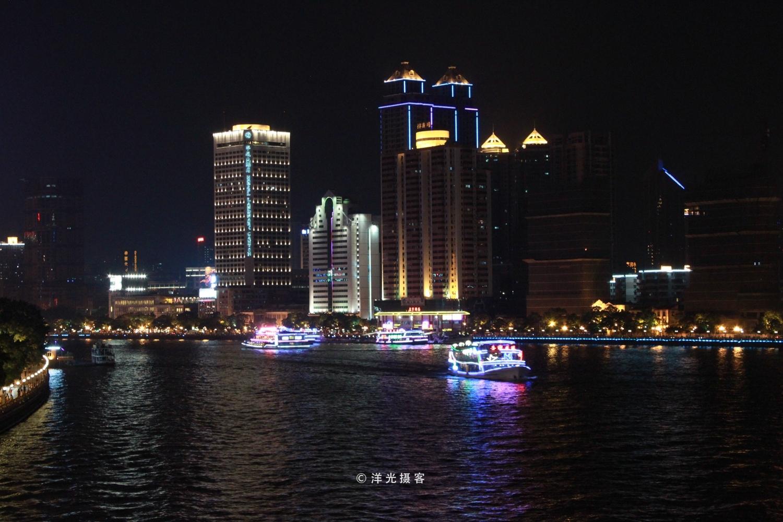 在广州看夜景,为何我不推荐坐在珠江游轮上夜游
