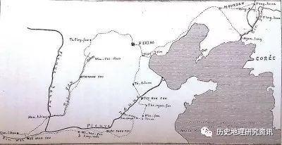 考察团从北京出发,经由京杭大运河从天津到德州,然后转乘马车到达济南