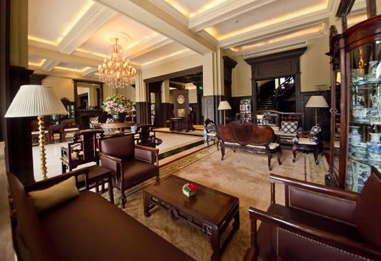 上海滩花园洋房_全上海最浪漫老洋房餐厅盘点!_历史