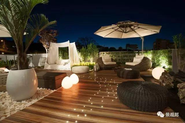 80款 颜值超高的现代屋顶花园设计