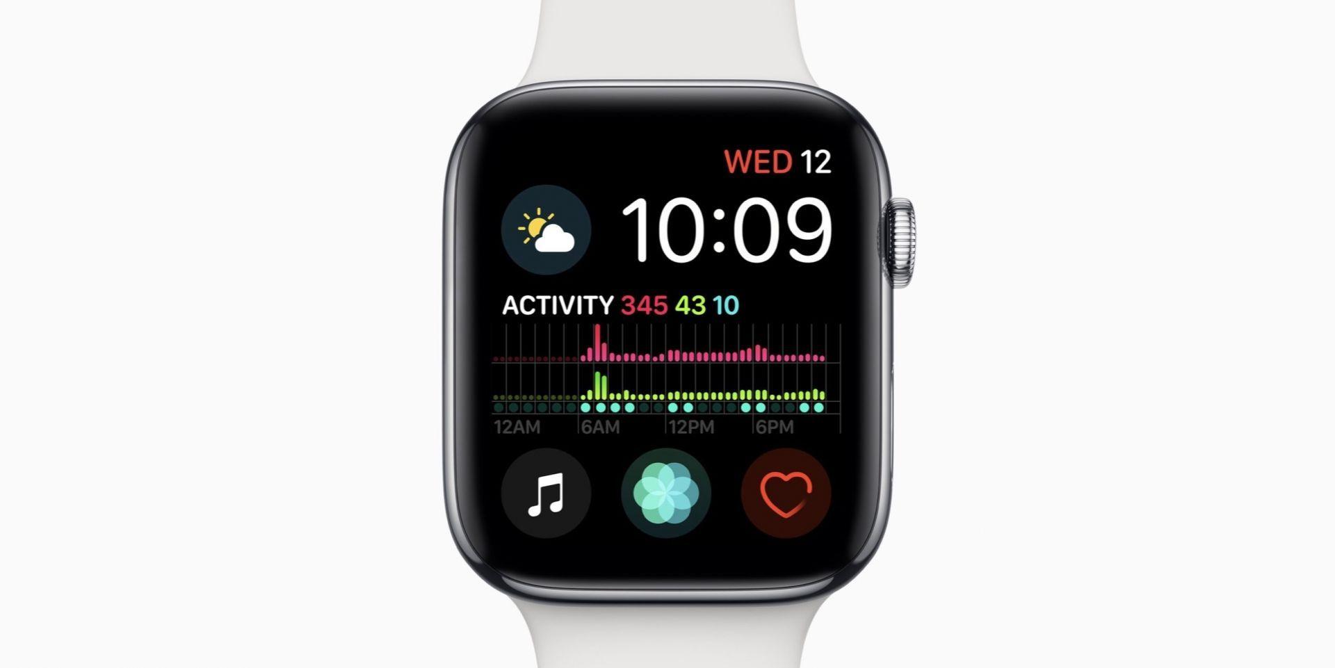 新款Apple Watch遇无限重启: 图文表盘背锅