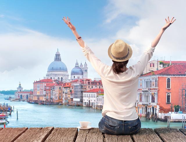 游客照大比拼!4大拍照绝技,让你的朋友圈的旅行大片超凡脱俗!