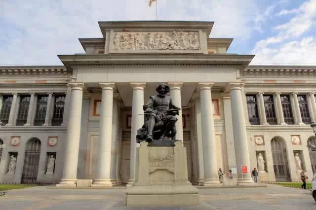 马德里普拉多博物馆图片
