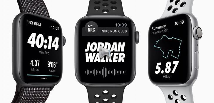 蘋果Watch Nike + Series 4現已進入商店,但質量有限  人工智能  第4張