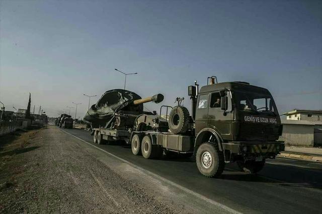 俄叙攻势已被瓦解,土耳其军队腾出手来,准备再向美国盟友下手