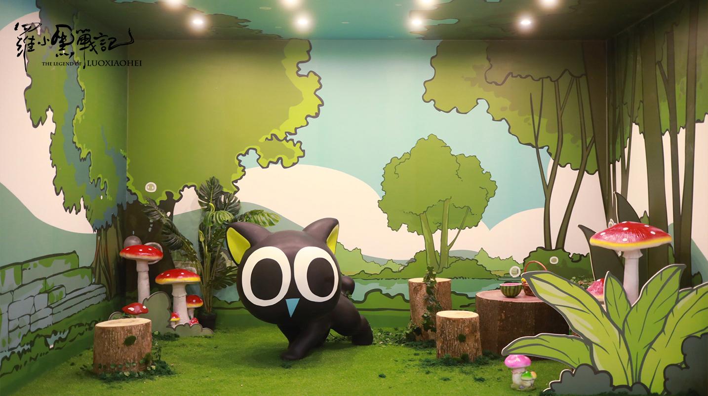 《罗小黑战记》大电影开创举  打造中国原创动画形象罗小黑预热