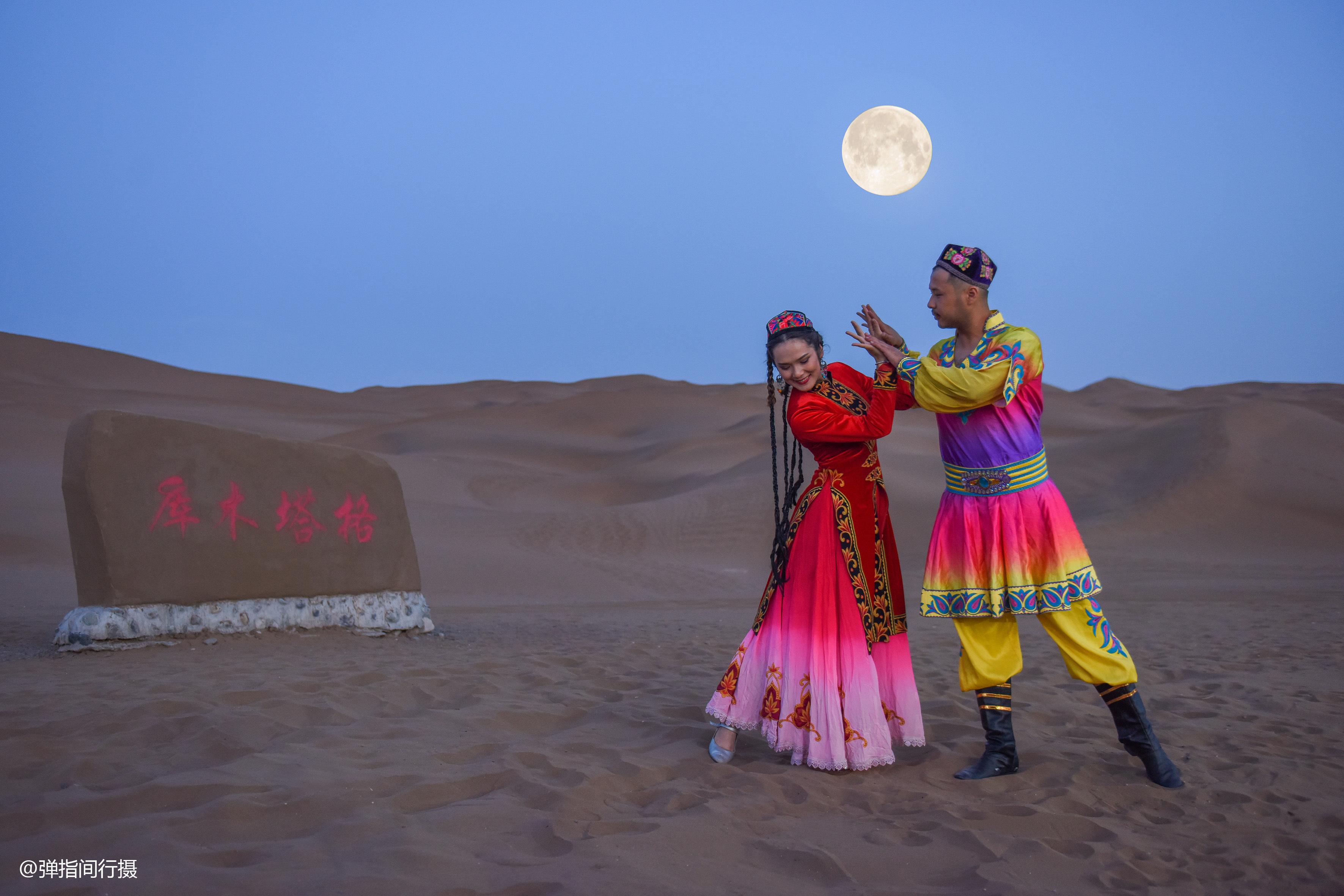 """中国离沙漠最近的小城,却未受沙尘侵扰,难道真是""""楼兰古国""""?"""