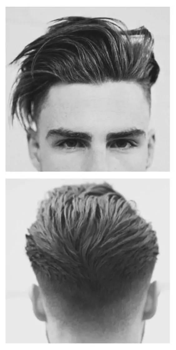 女生喜欢最重要!7大男生发型不尴尬图片