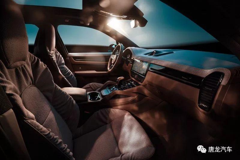 【泰卡特操刀】打造640匹 Porsche Cayenne Turbo 德国TechArt新