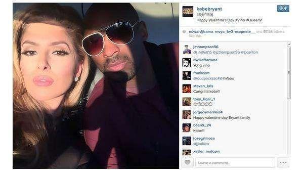 看NBA球星在社交媒体的风格:科比常发励志语录