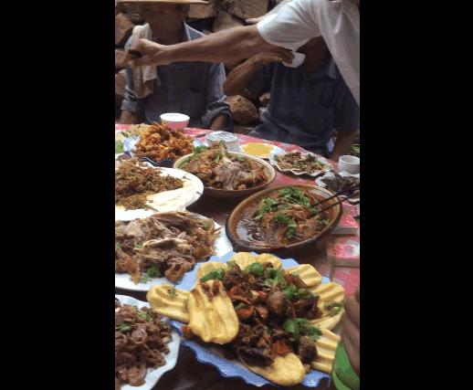 农村600一桌的宴席,丰盛得让人流口水 网友:在酒店至少要三千