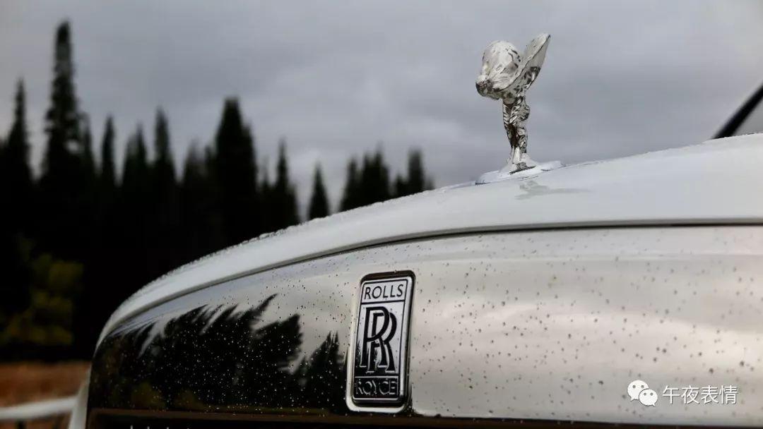 午夜表情 | 库里南, 是一颗传奇的钻石,也是一款全新的SUV。