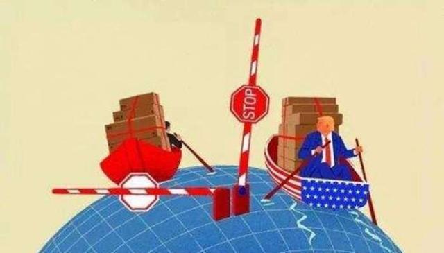 美国 如你所愿!外国对美投资为负!