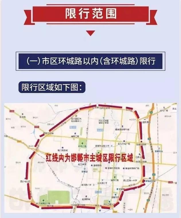 【提醒】明天(10月8日)起,涉县主城区限行尾号轮换 10图片
