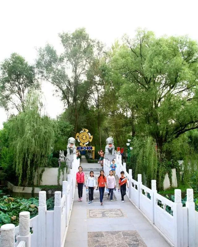 冀南临西万和宫,万和宫里有美景(二)