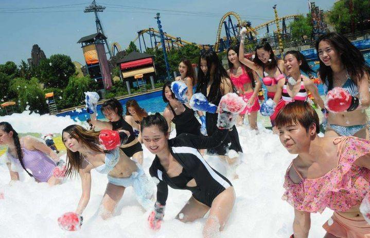 中国美女最多的城市,外地游客流连忘返,男游客感慨:可惜结婚太早了