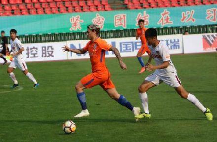 预备队第25轮综述:苏宁继续领跑 华夏逆转恒大