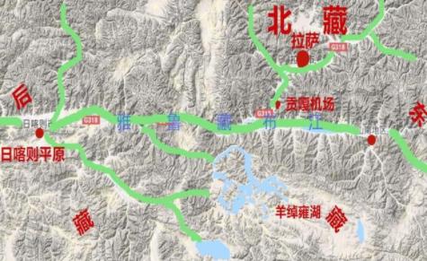 西藏首府为啥是拉萨,而不是更加开阔的日喀则或民族发源地山南呢?