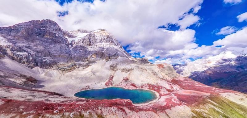 国庆一周后 才是去稻城亚丁最对的时候 川藏线旅游攻略 第10张