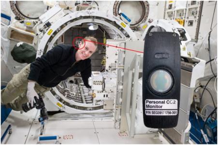 GSS技术的传感器创新为NASA提供了可穿戴式二氧化碳监测