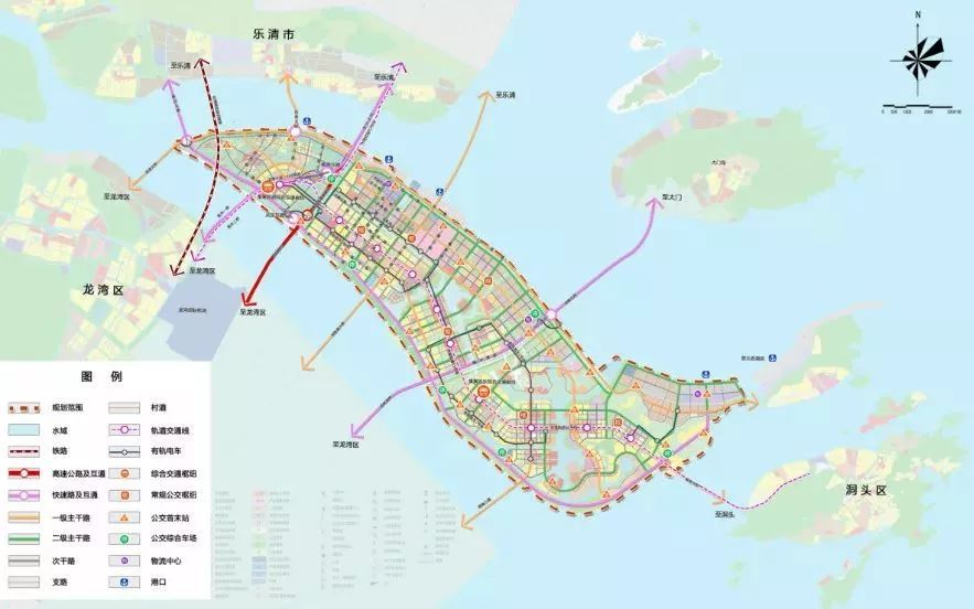苍南最新规划图