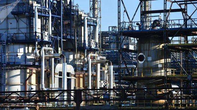 欧文石油在加拿大的炼油厂发生爆炸