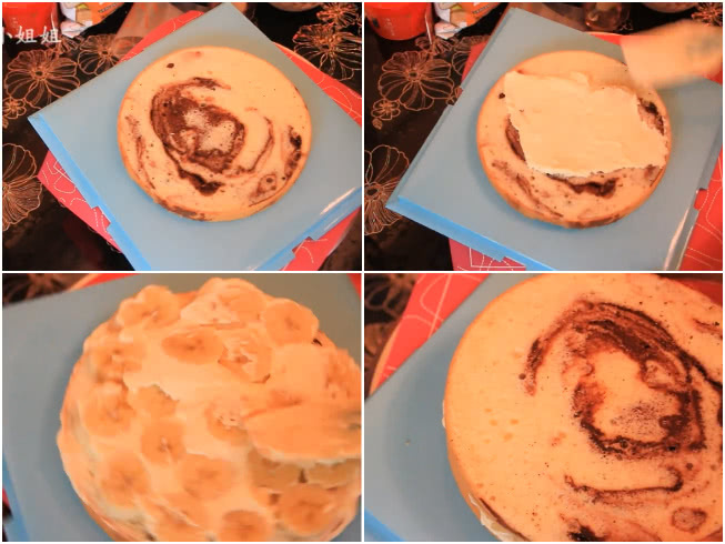 初学者用烤箱做蛋糕