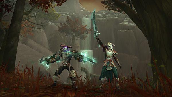 《魔獸世界》藍貼:8.1版本復仇之潮開發者問答將在10月11日進行