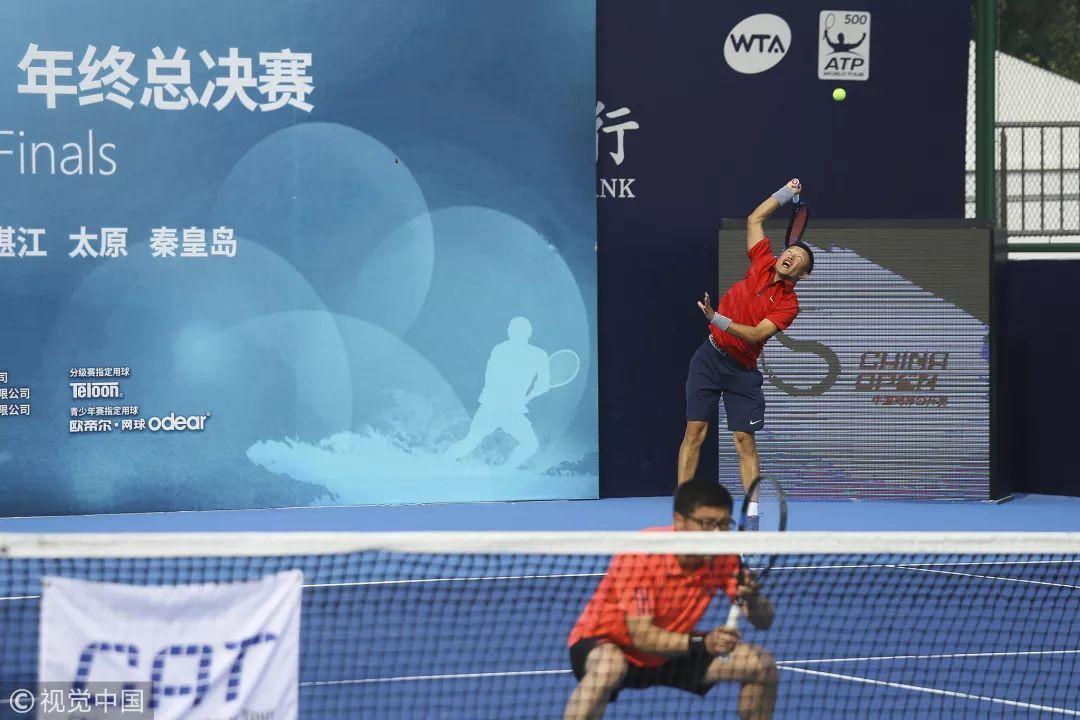 参加CAT中国网球公开赛业余联赛的特殊礼遇