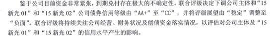 浙江女首富陷债务危机,旗下地产1.80飞龙仙踪林版公司新光圆成被拖累