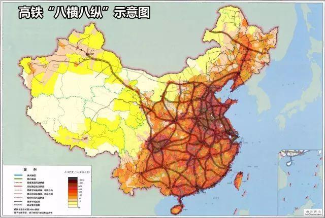 大自然是如何划分中国的