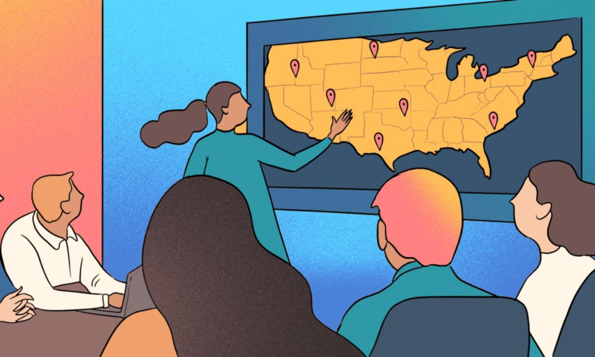Foursquare完成3300万美元F轮融资,位置数据销售或将起死回生
