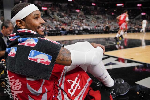 NBA季前赛数据对比,安东尼是不是真的不如阿里扎?