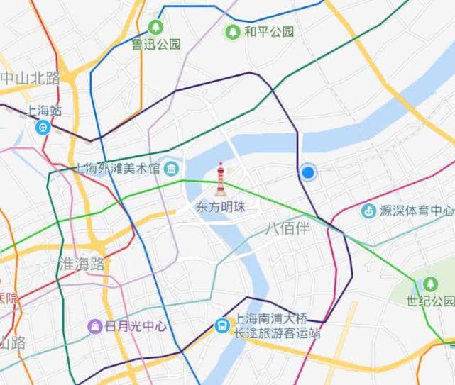 上海陆家嘴名字的由来