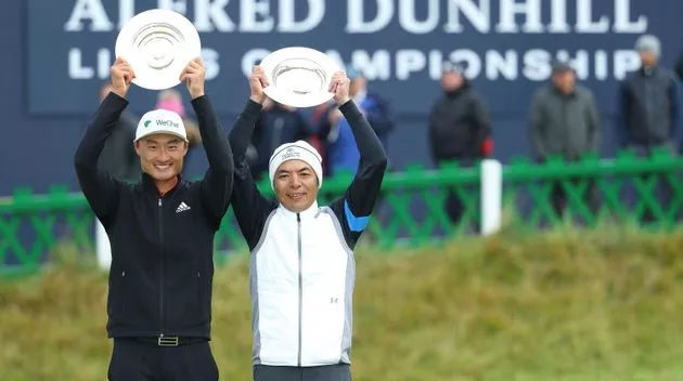 史上第一人!微信之父张小龙搭档中国高尔夫一哥欧巡赛夺冠...