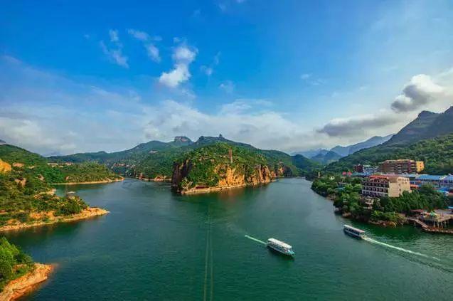 京娘湖水利风景区