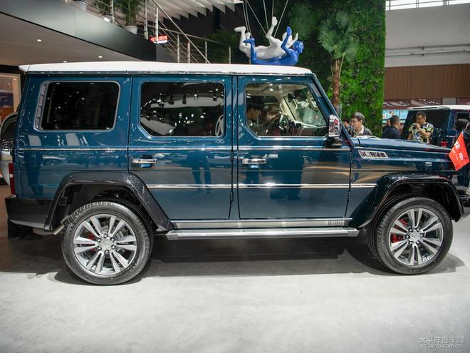 北京BJ80新车型上市 售29.80-32.80万元