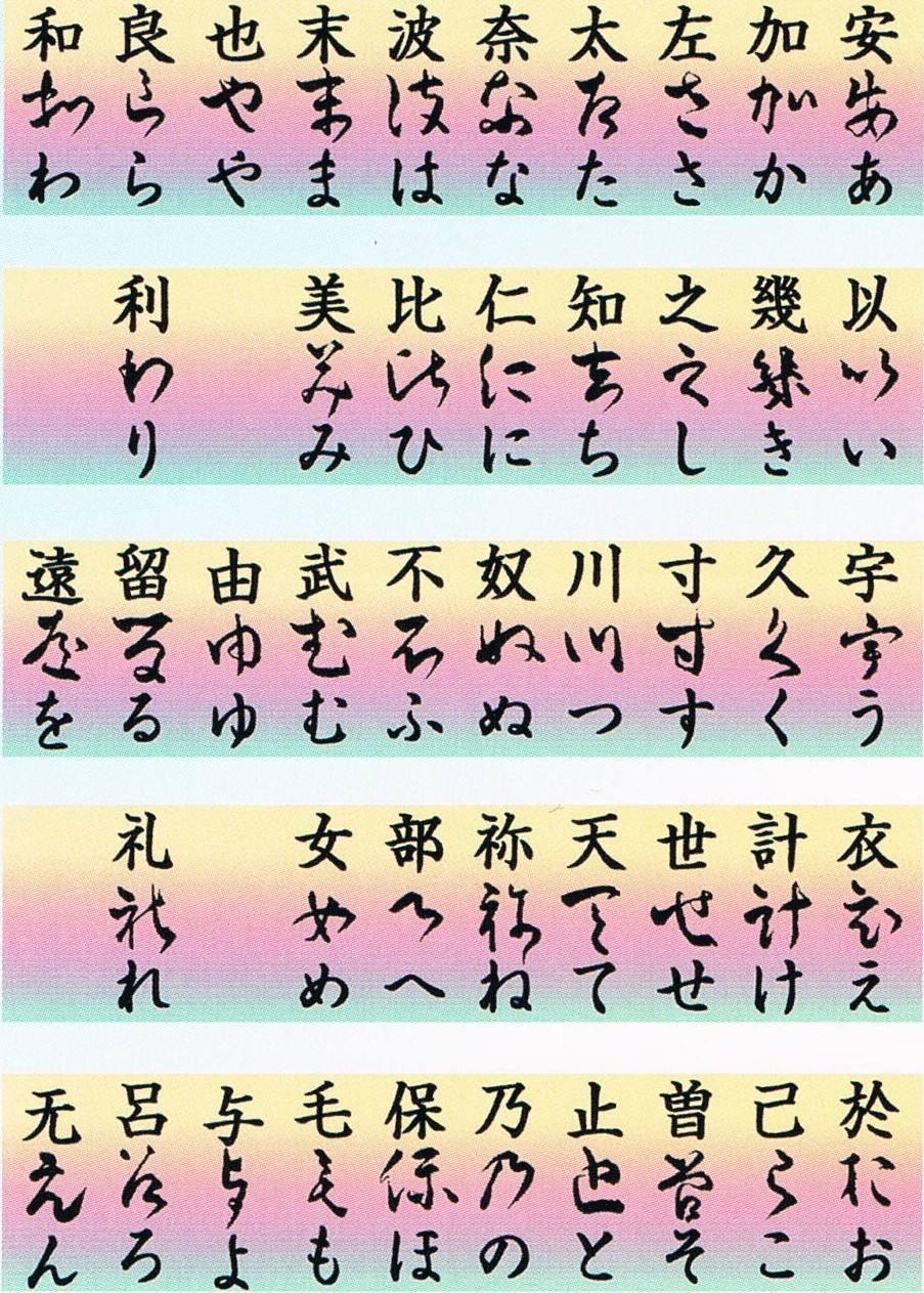 声母表和韵母表读法