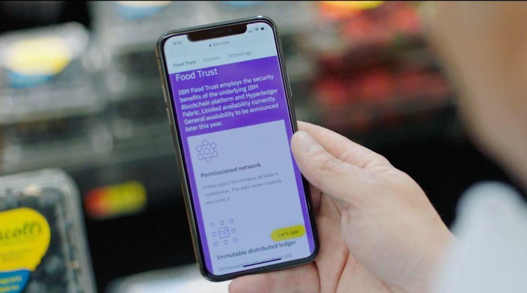 家乐福将在2022年前使用区块链追踪所有新鲜产品