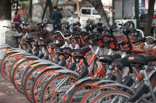 共享单车现专利纠纷,摩拜起诉滴滴索赔800万