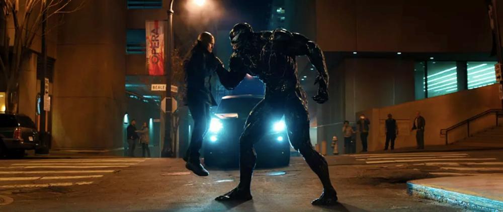 《毒液:致命守護者》再曝全新「雙雄」海報 漫威另類英雄即將登陸內地