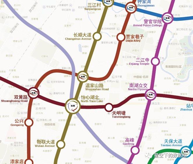 成都木综厂片区规划图
