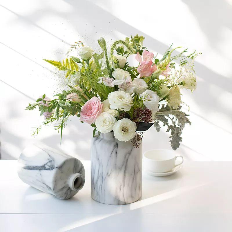 你家距離文藝范,就缺這款有腔調的花瓶